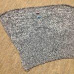 毛糸ピエロのフロントケーブルセーター-2
