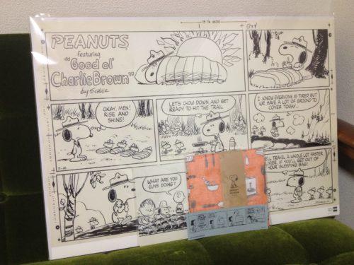 オープン記念展『愛しのピーナッツ。』@スヌーピーミュージアム