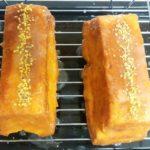 初レシピのピーナッツバタークッキー&ウィークエンド6回目