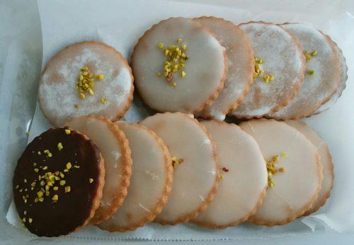 二回目のレモンアイシングクッキーを作りました