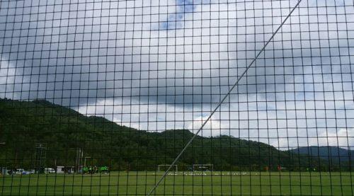 サンフレッチェ広島練習見学@吉田サッカー公園 2018.8