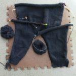 フェアアイルヨークのセーター-2【編みものワードローブ】