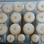 2019年最初のお菓子作りは、いがらしろみさんのレモンクッキー