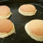 全粒粉のクッキーと、憧れのスフレパンケーキを手作りで!