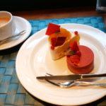 『ドゥブルベ・ボレロ』のティーサロンで至福のケーキタイム&マロンパイ