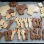 バタークッキーとプレーンシフォンケーキ11回目!