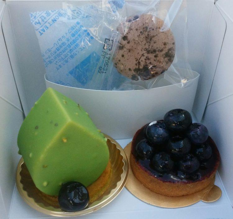 【2017夏18きっぷ旅行】大阪ラヴィルリエのケーキ
