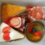 東広島市西条『ノエル』のケーキと手作りビスコッティ