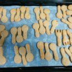 コストコで買ったピーナツバターで、シンプル簡単なクッキー作り