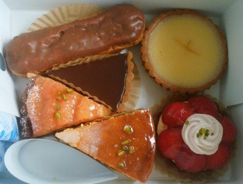 久々の訪問♪little onesのケーキと焼き菓子