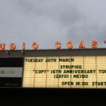 syrup16g COPY発売16周年記念ツアー『十六夜 <IZAYOI>』@新木場スタジオコースト 2018.3.20