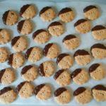 【お菓子作りまとめ】シフォンケーキとウィークエンド5回目、ピーナッツバタークッキー
