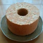 リベンジなるか?!二回目の紅茶シフォンケーキを作りました