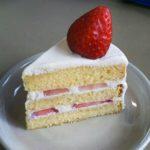ニトロ母&義弟の誕生日★イチゴのショートケーキを作りました